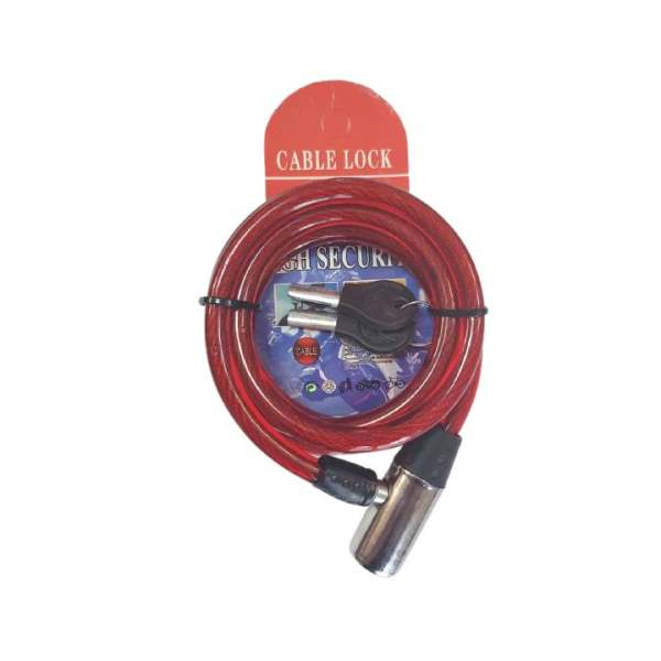 قفل دوچرخه مدل کابل لوک مدل CL1400