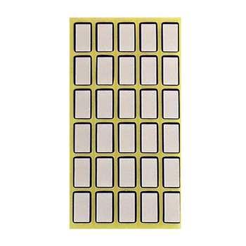 کاغذ یادداشت چسب دار  پونز سایز  1 × 2 سانتی متر