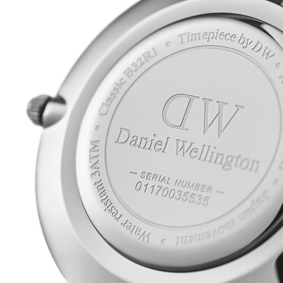 ساعت مچی عقربه ای مردانه دنیل ولینگتون کد DW63              خرید (⭐️⭐️⭐️)