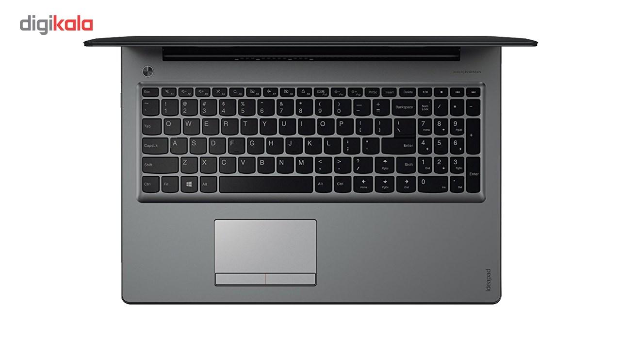 لپ تاپ 15 اینچی لنوو مدل Ideapad 510 - J