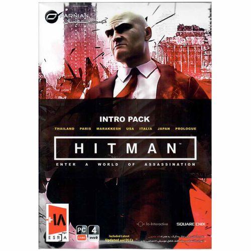 بازی کامپیوتری HITMAN Enter A World Of Assassination مخصوص PC