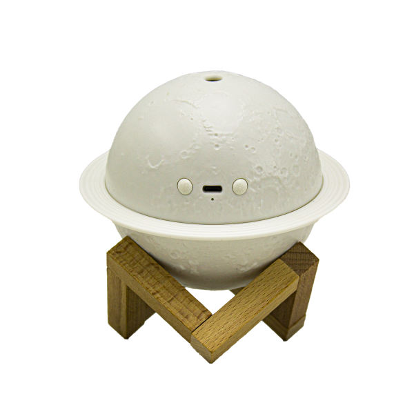 دستگاه بخور و رطوبت ساز سرد مدل Moon Planet Humidifier