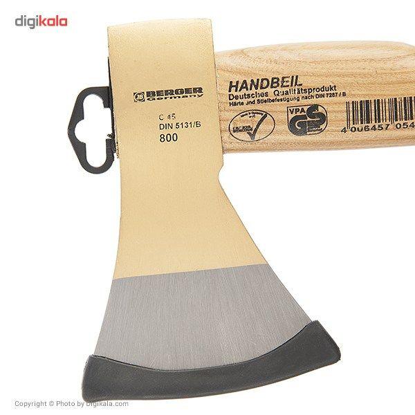 تبر باغبانی برگر مدل DIN 5131/B main 1 4