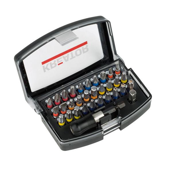 مجموعه 32 عددی سری پیچ گوشتی و آچار کریتور مدل KRT064601