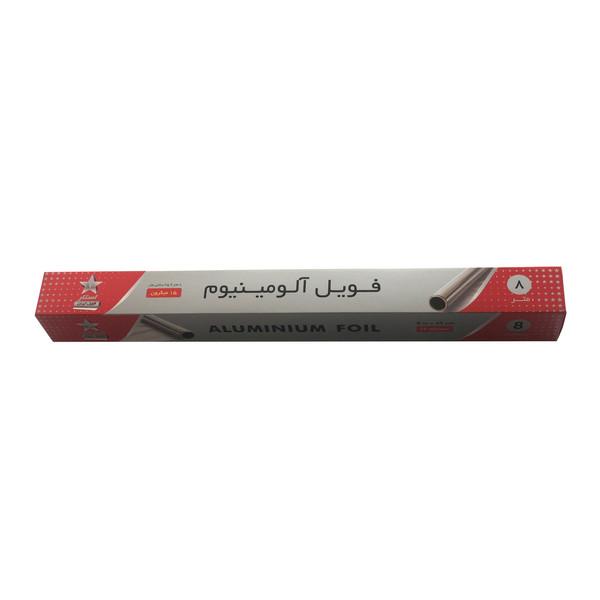 فویل استار فویل ایران کد G15 رول 8 متری