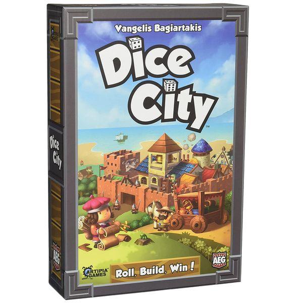 بازی فکری مدل Dice City
