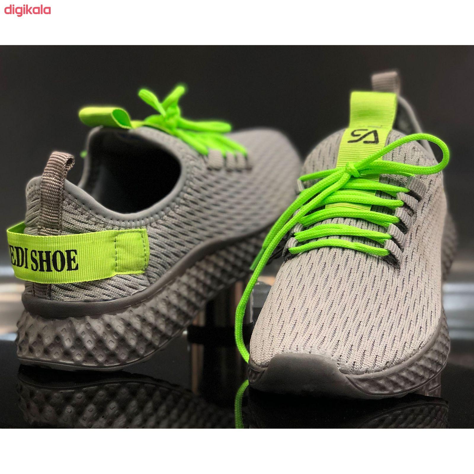 کفش اسکیت برد کفش سعیدی مدل Sa 8000 main 1 3