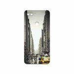 برچسب پوششی ماهوت مدل New York City مناسب برای گوشی موبایل شیائومی Mi 8 Lite