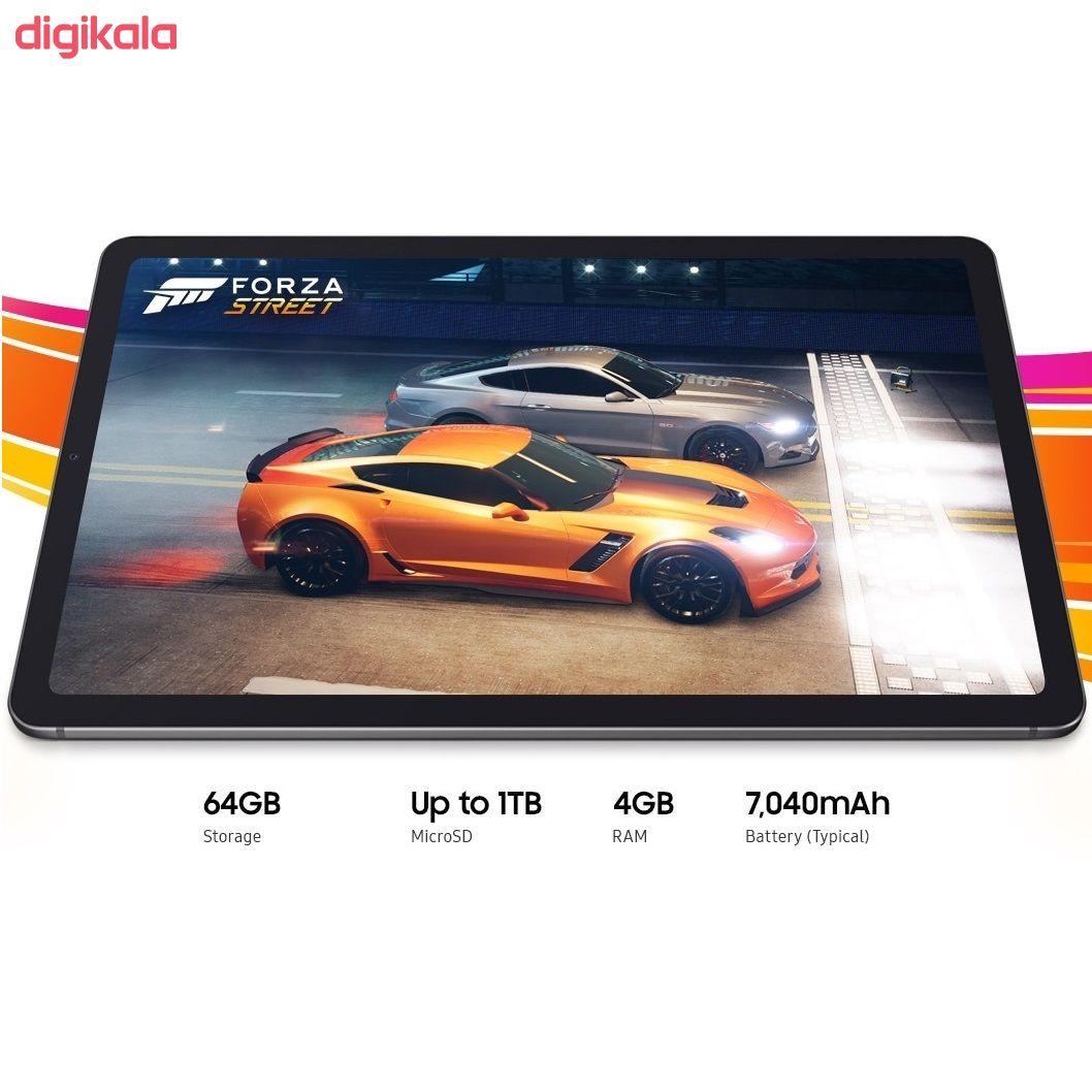 تبلت سامسونگ مدل Galaxy TAB S6 Lite  ظرفیت 64 گیگابایت main 1 5