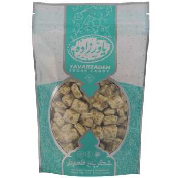 شکر پنیر به لیمو یاورزاده-400 گرم