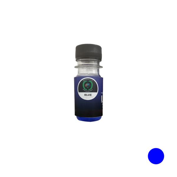 لیکویید رنگ مو آمریکاپیگمنت شماره 009 حجم 30 میلی لیتر رنگ آبی