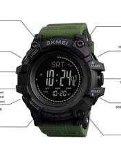 ساعت مچی دیجیتال مردانه اسکمی مدل T1358 -  - 2