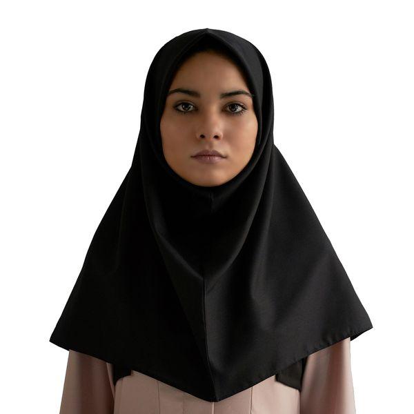 مقنعه حجاب فاطمی مدل اداری کد T95