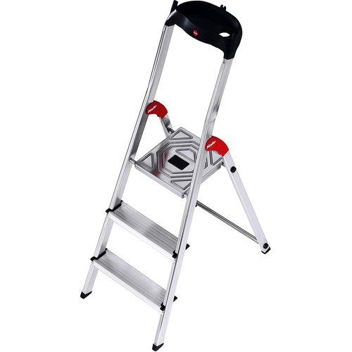 نردبان سه پله هایلو مدل L60