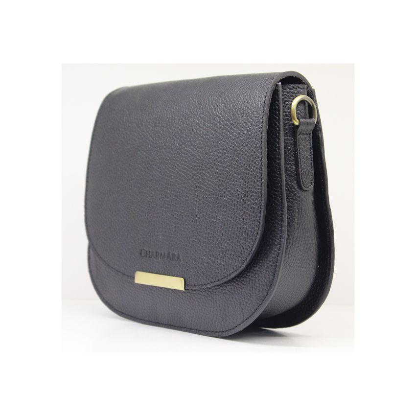 کیف دوشی زنانه چرم آرا مدل d060 -  - 13