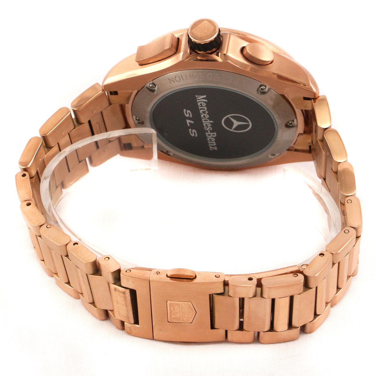 ساعت مچی عقربهای مردانه مرسدس بنز مدل SLS