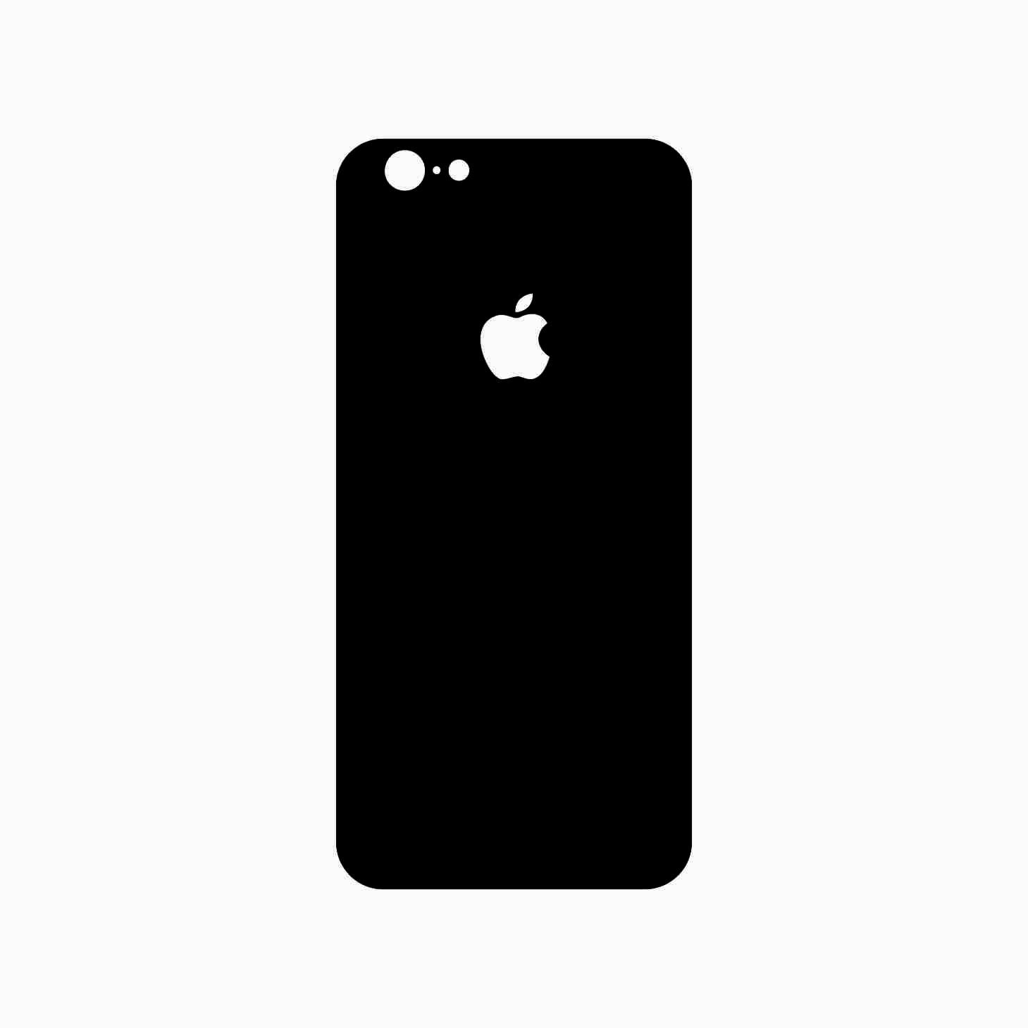 برچسب پوششی مدل 1004-F مناسب برای گوشی موبایل اپل Iphone 6/6s