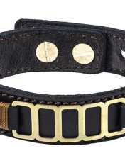 دستبند چرمی میو مدل BM63 -  - 1