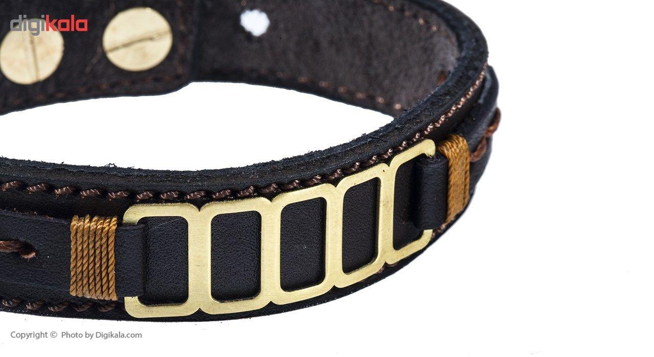 دستبند چرمی میو مدل BM63 -  - 3
