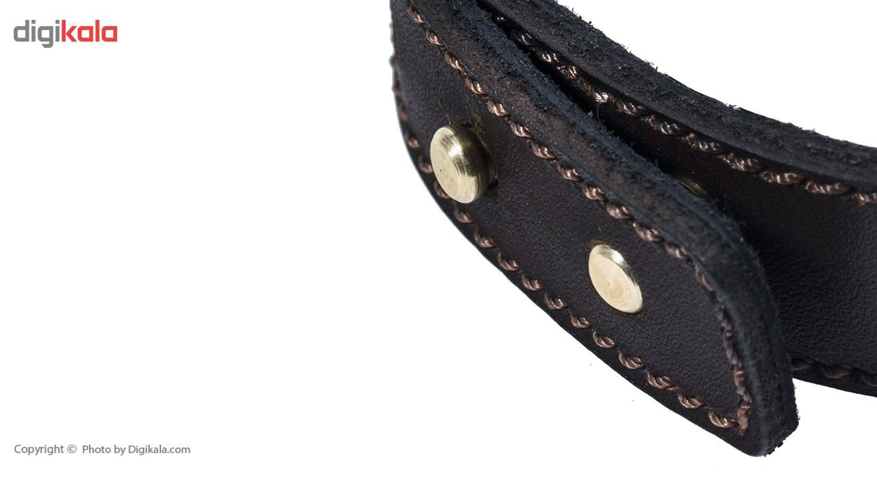 دستبند چرمی میو مدل BM63 -  - 4