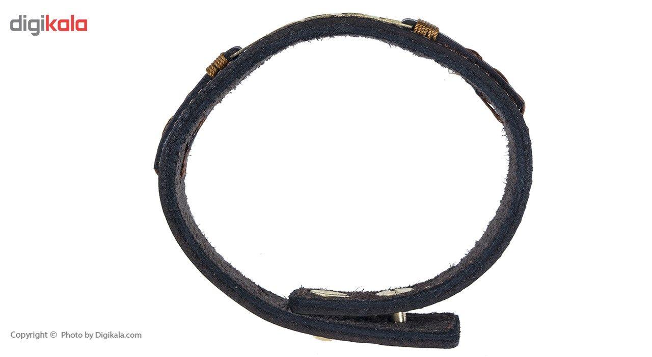 دستبند چرمی میو مدل BM63 -  - 2