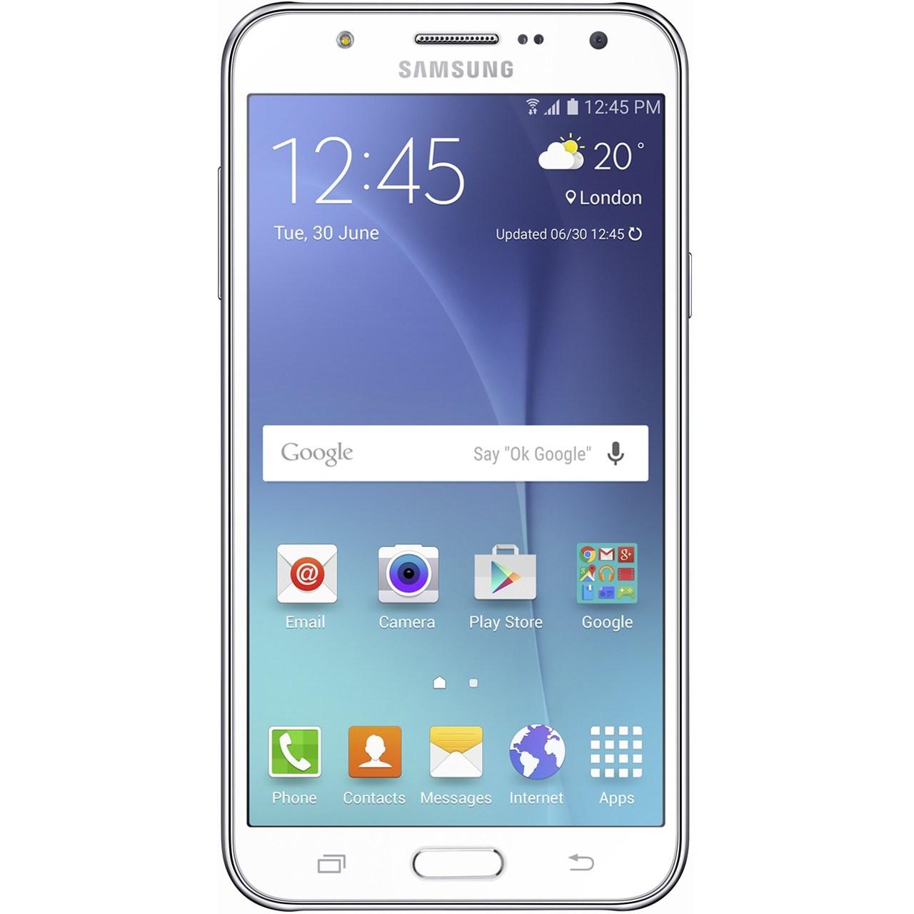 گوشی موبایل سامسونگ مدل Galaxy J7 (2015) SM-J700F/DS دو سیمکارت | Samsung Galaxy J7 (2015) SM-J700F/DS Dual SIM Mobile Phone