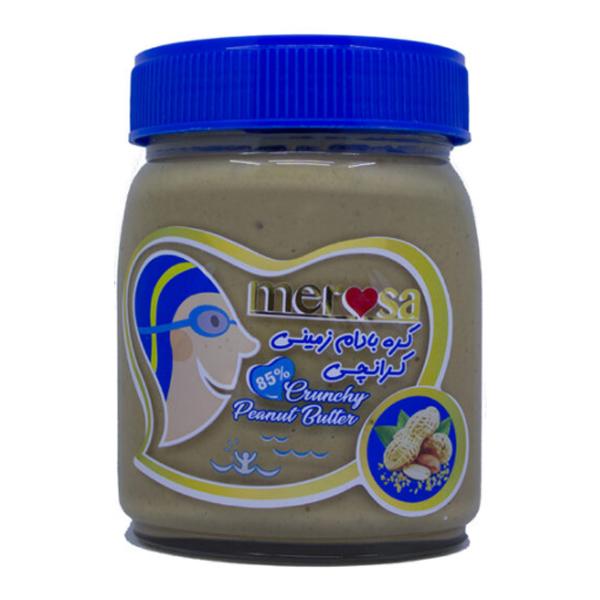کره بادام زمینی کرانچی مروسا - 320 گرم