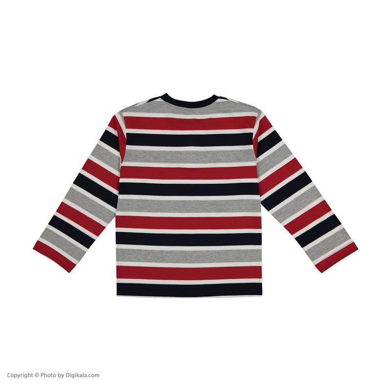 تی شرت پسرانه بانی نو مدل 2191102-91