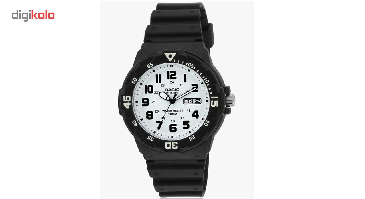 خرید ساعت مچی عقربه ای مردانه کاسیو مدل MRW-200H-7BVDF