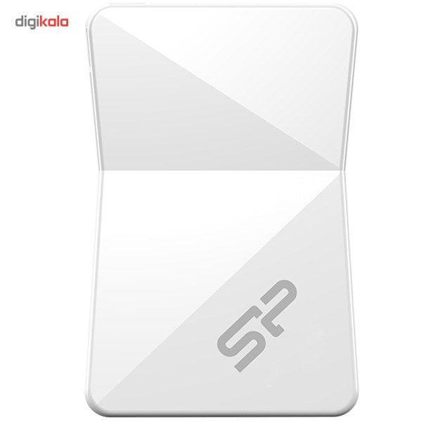 فلش مموری سیلیکون پاور مدل Touch T08 ظرفیت 16 گیگابایت main 1 1