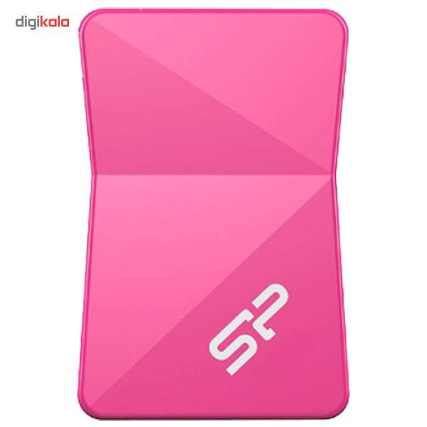 فلش مموری سیلیکون پاور مدل Touch T08 ظرفیت 16 گیگابایت main 1 3