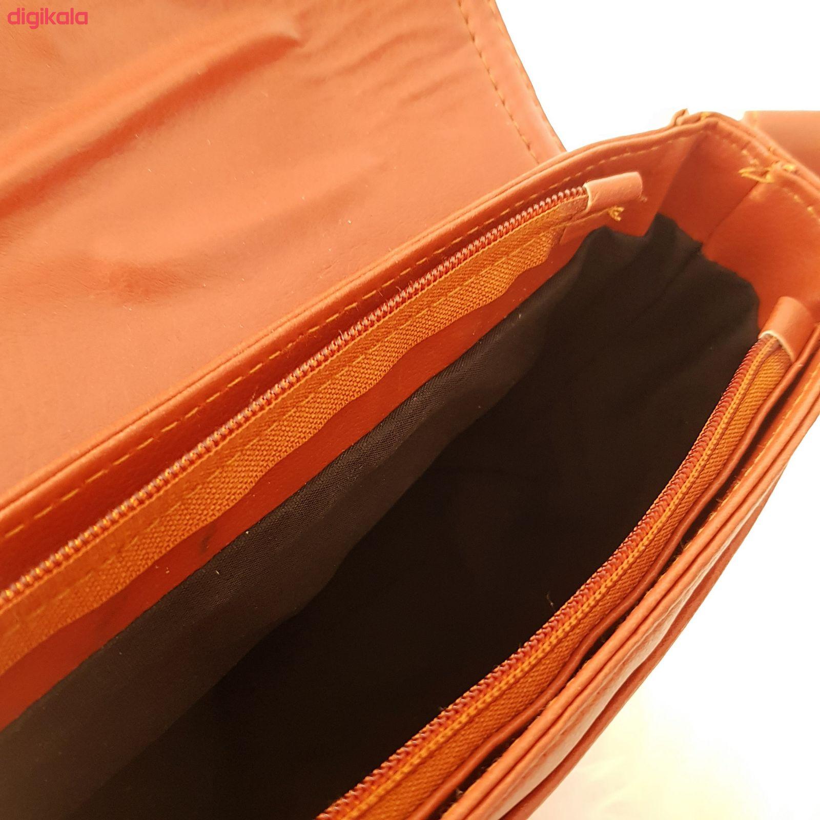 کیف دوشی زنانه مدل 2PS main 1 8