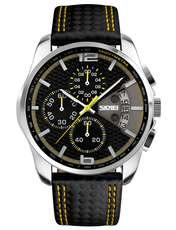 ساعت مچی عقربه ای مردانه اسکمی مدل 9106Y-NP -  - 1