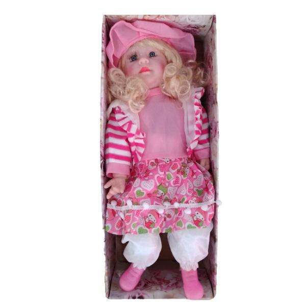 عروسک طرح دختر ارتفاع 54 سانتی متر