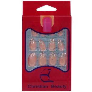 ناخن مصنوعی کریستین بیوتی کد NB15