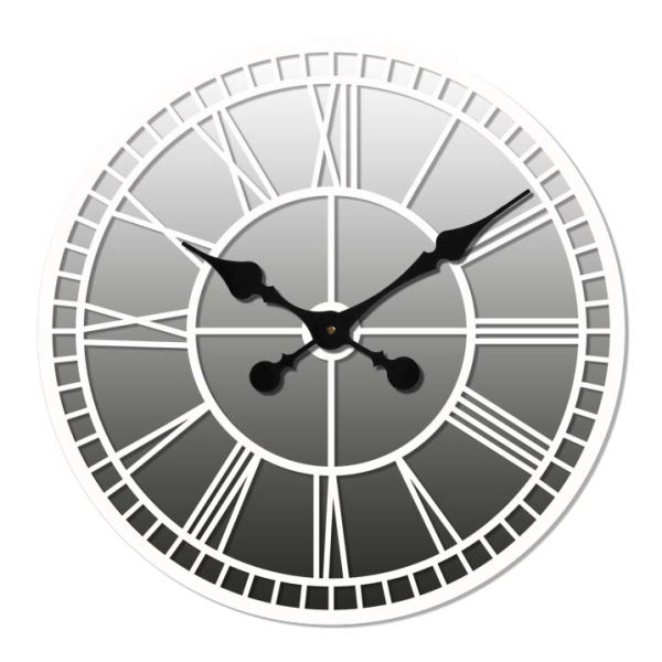 ساعت دیواری پدیده شاپ مدل Grand