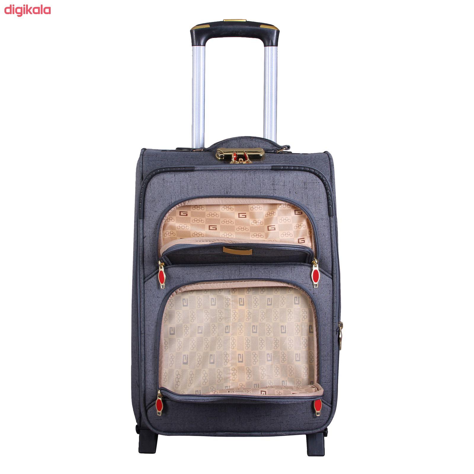 مجموعه سه عددی چمدان مدل 0301A main 1 9