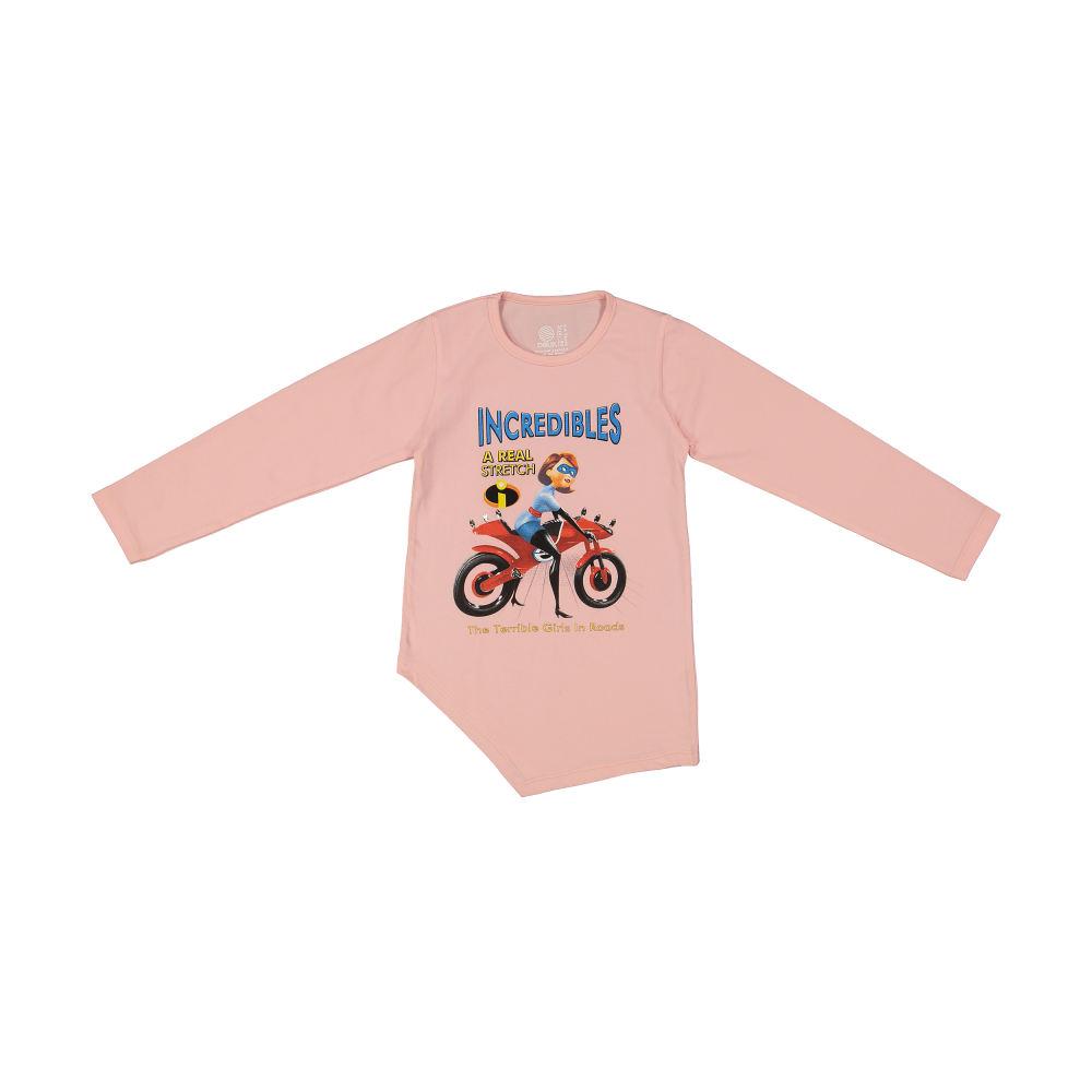 تی شرت دخترانه سون پون مدل 1391351-84