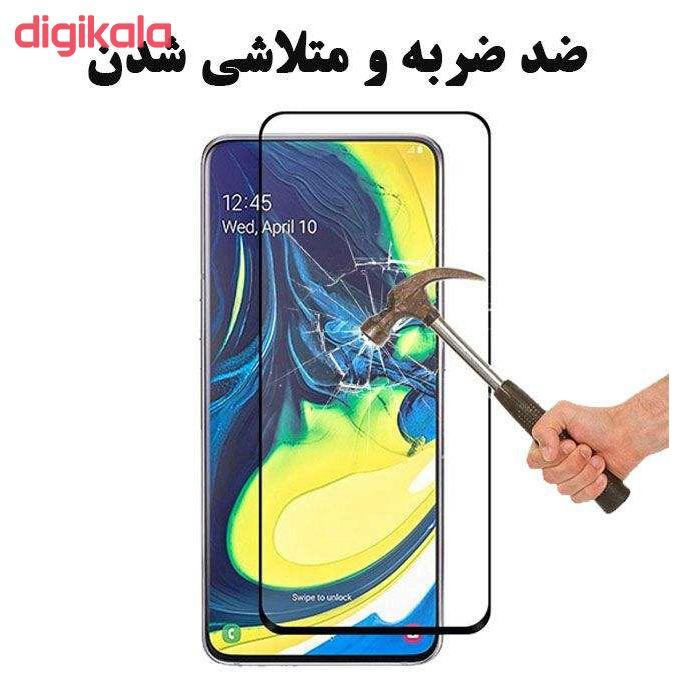 محافظ صفحه نمایش فوکس مدل PT001 مناسب برای گوشی موبایل سامسونگ Galaxy A80 main 1 13