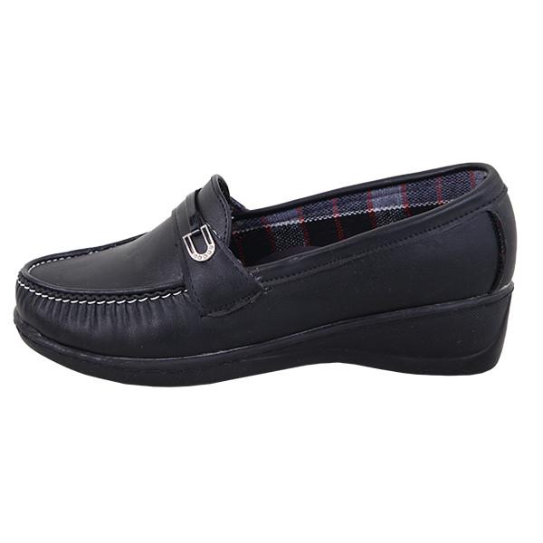 کفش طبی زنانه شهرام طب مدل 2063 رنگ مشکی