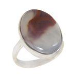 انگشتر نقره زنانه کد 2856