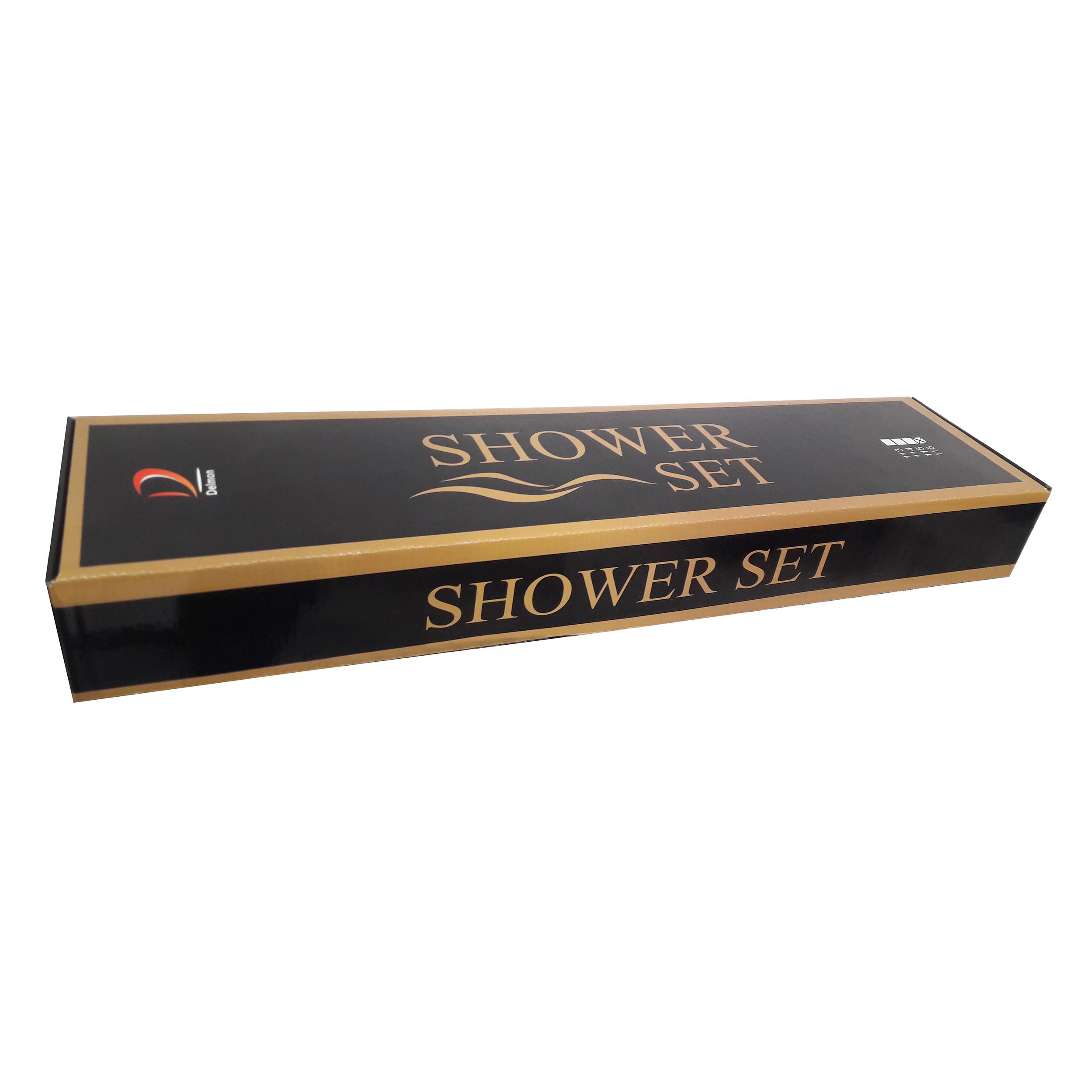 قیمت                                       دوش حمام دلمون مدل 114w