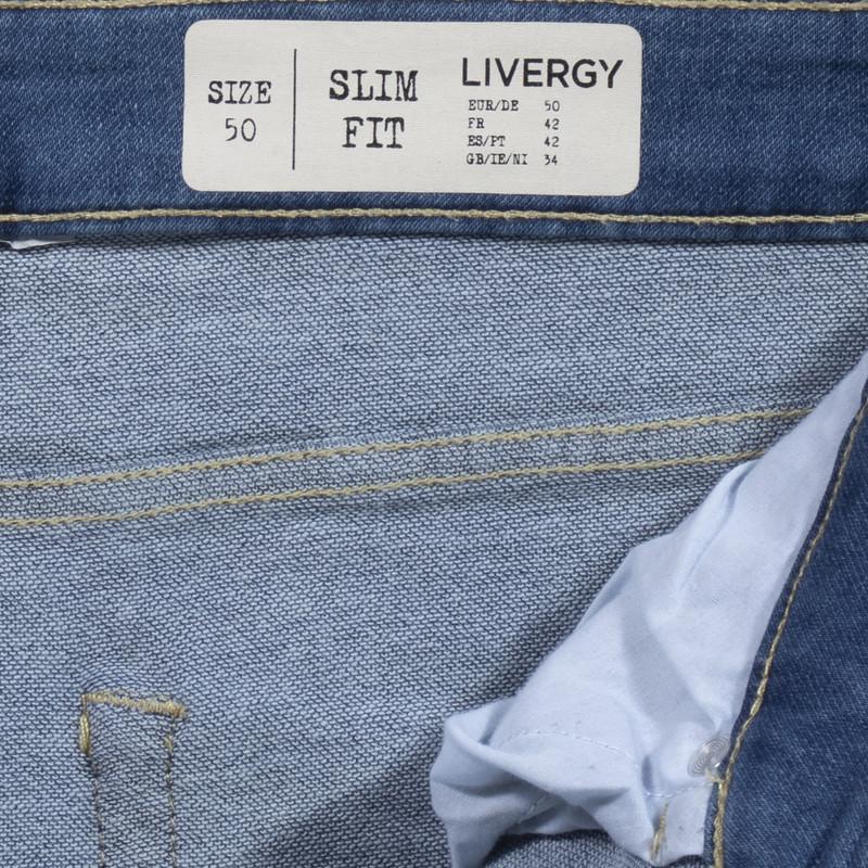 شلوارک مردانه لیورجی مدل 8104