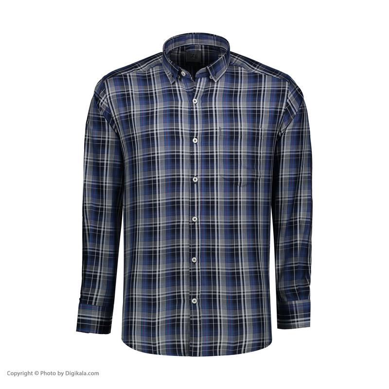 پیراهن آستین بلند مردانه زی مدل 1531352MC