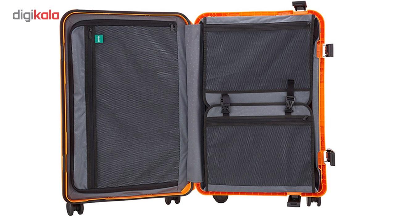 چمدان لوجل مدل Octa 2 سایز متوسط