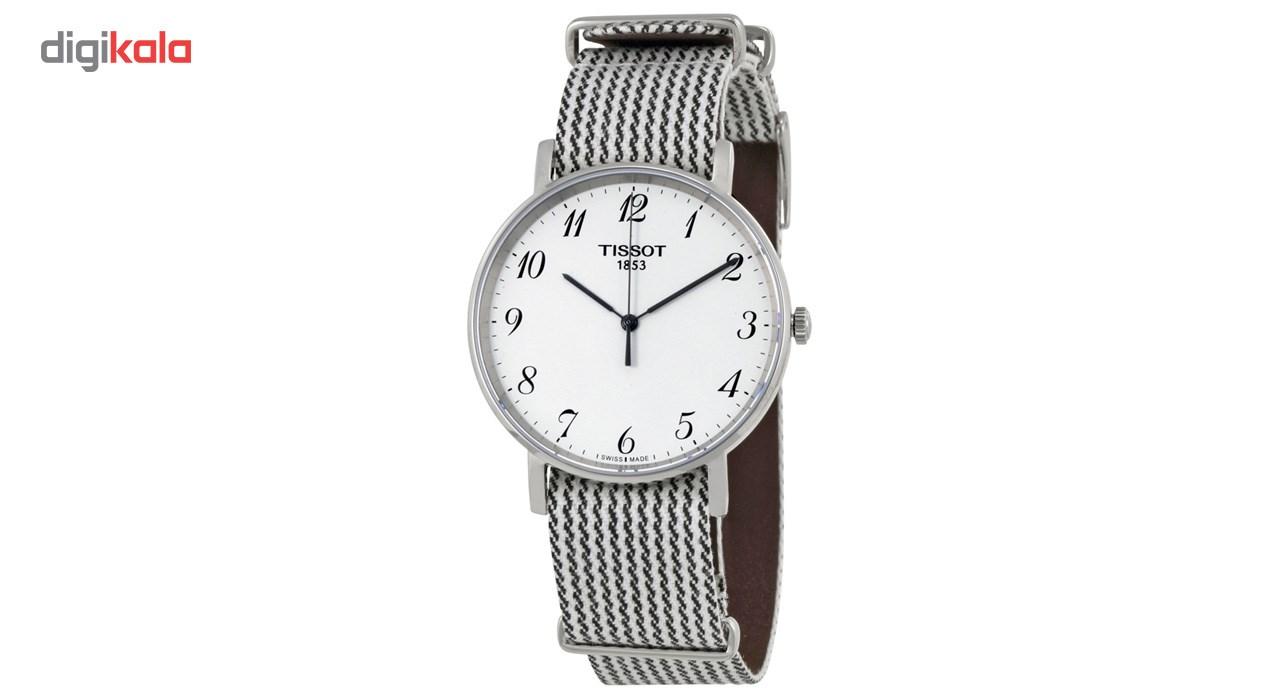 ساعت مچی عقربه ای مردانه تیسوت مدل T109.410.18.032.00