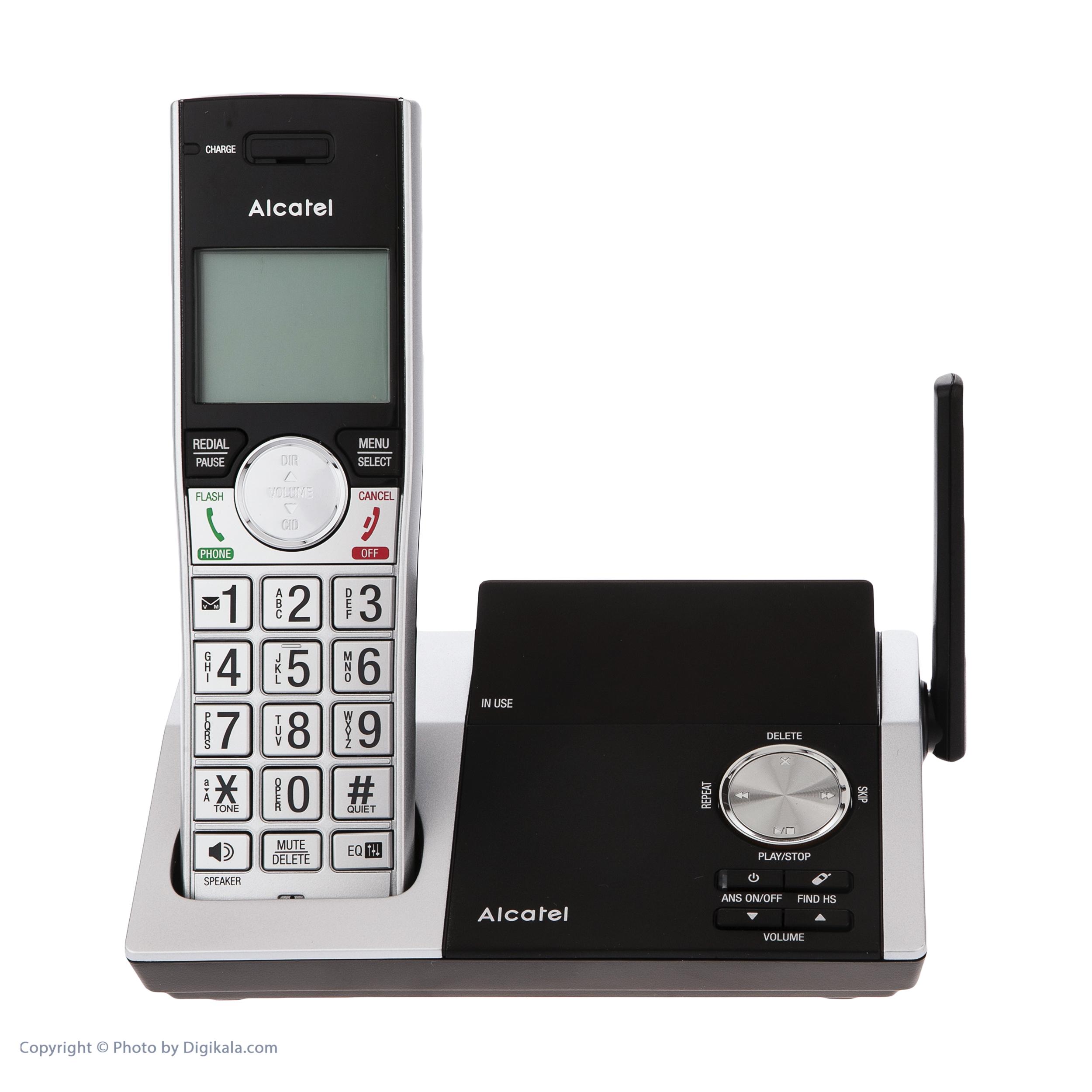 تلفن بی سیم آلکاتل مدل XP1060