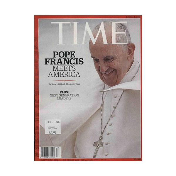 مجله تایم - پنجم اکتبر 2015