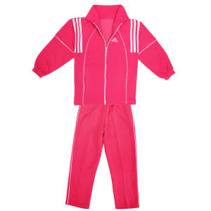 ست سویشرت و شلوار ورزشی دخترانه کد SORKHA12334