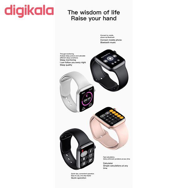 ساعت هوشمند دات کاما مدل MC72 pro main 1 15